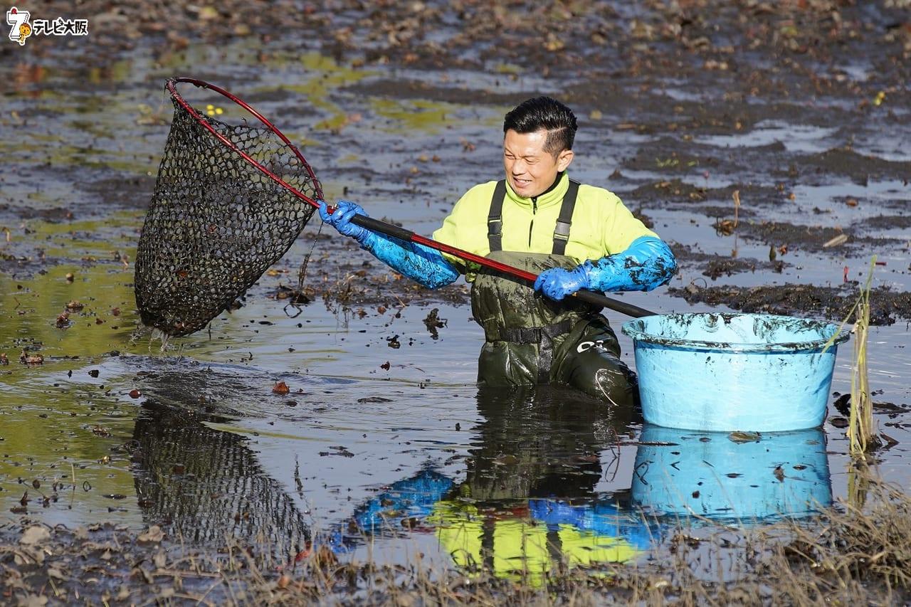 緊急SOS!池の水ぜんぶ抜く大作戦